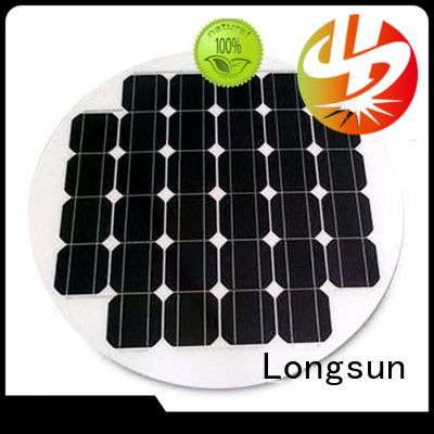 Longsun durable solar cell panel to decorative for Solar lights