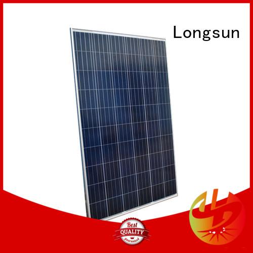 Longsun long-lasting best solar panel company series for petroleum