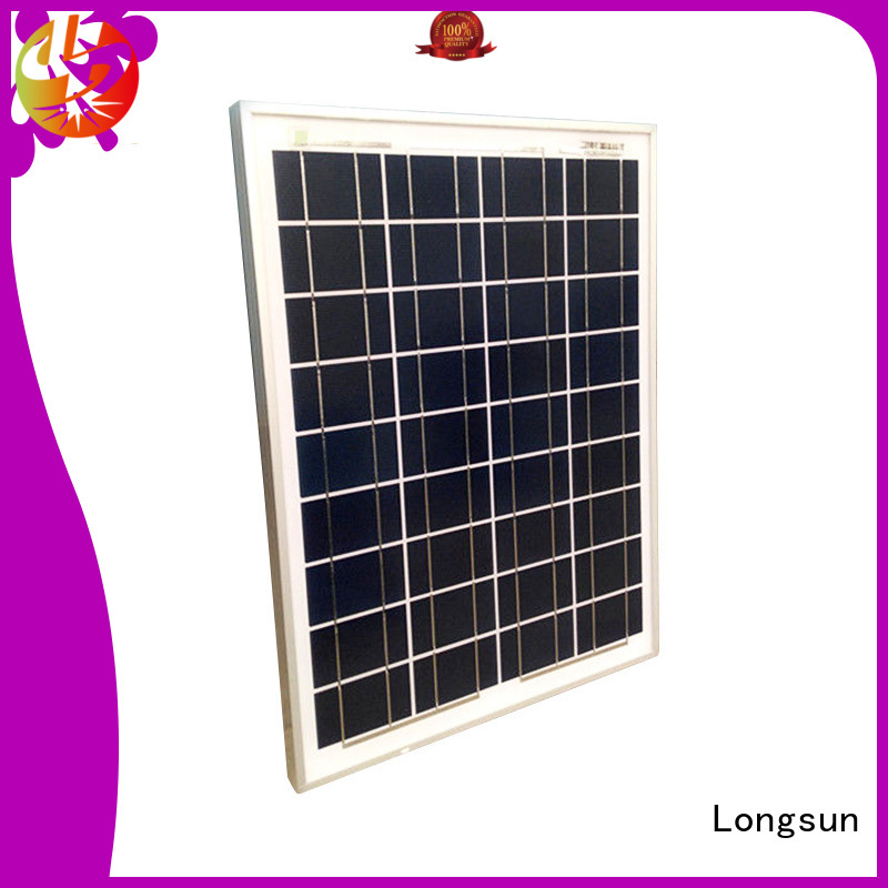 high-quality poly solar panel 20w supplier for solar power generation systems