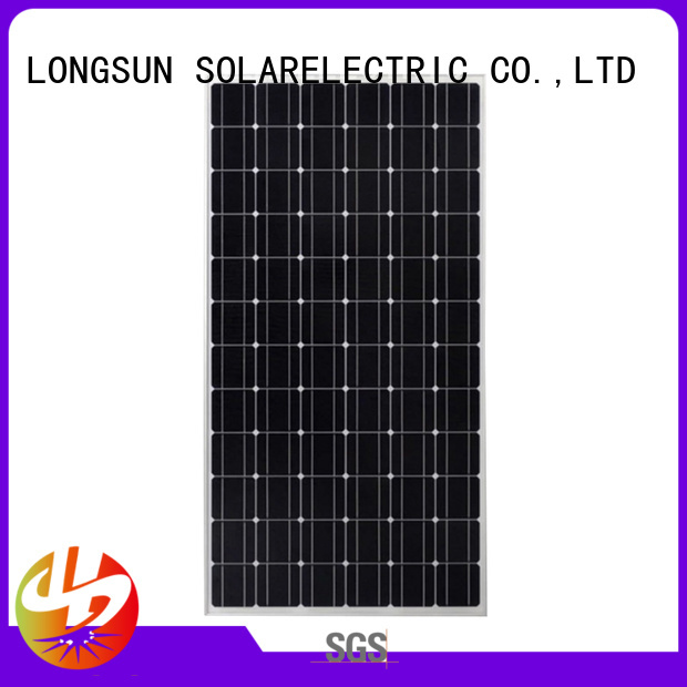 Longsun 315w high power solar panels wholesale for communication field