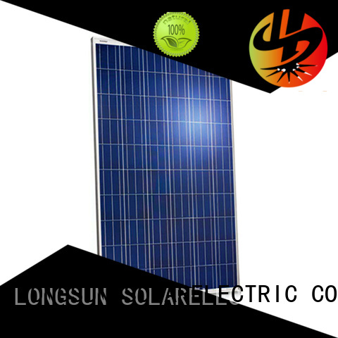 Longsun reliable sunpower solar panels vendor for marine