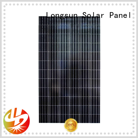 eco-friendly poly solar module panels series for solar power generation systems