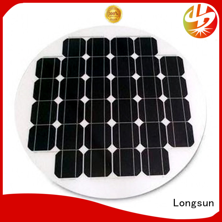 Longsun durable solar cell panel dropshipping for other Solar applications