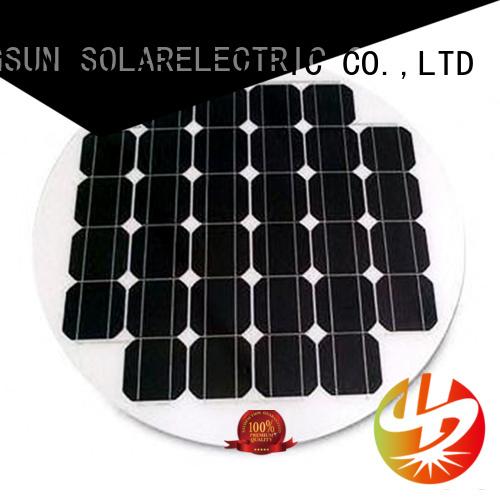 Longsun 60w circle solar panel supplier for other Solar applications