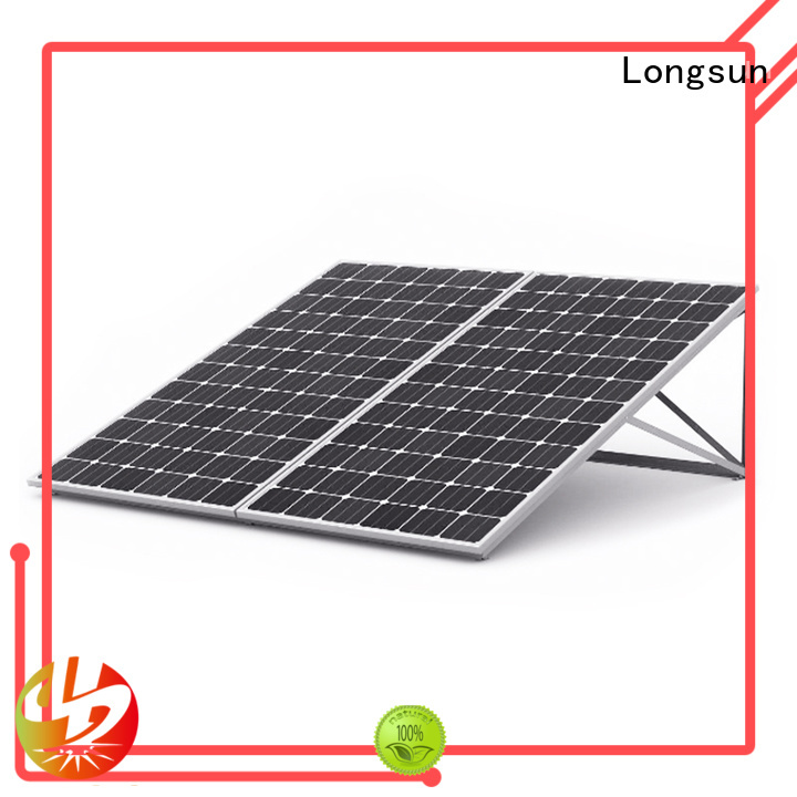 Longsun widely used most efficient solar panels on the market panel for petroleum