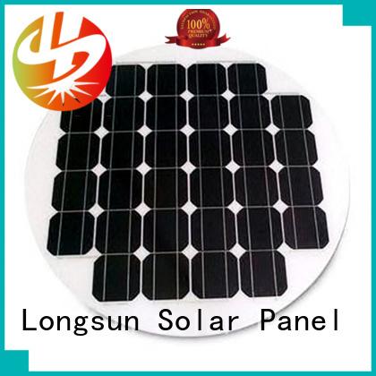 Longsun lights circle solar panel series for other Solar applications