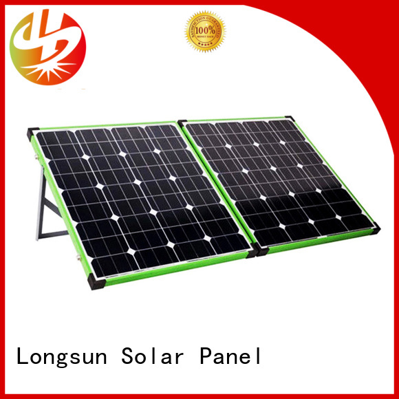 Longsun yeas foldable solar panel directly sale for 4WD