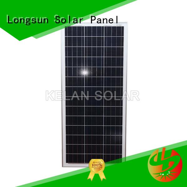 module polycrystalline solar module owner for solar street lights Longsun