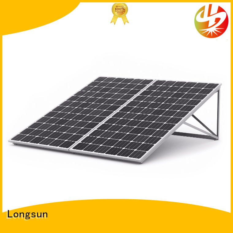 Longsun long-lasting highest rated solar panels supplier for marine