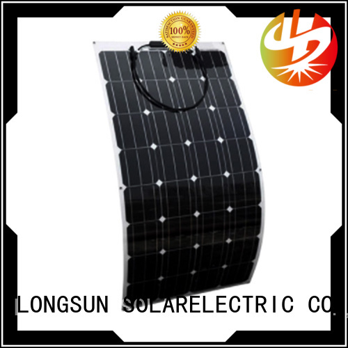 Longsun widely used marine solar panels 60w for yachts