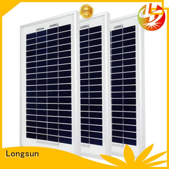 Longsun high-quality polycrystalline solar cells order now for solar street lights