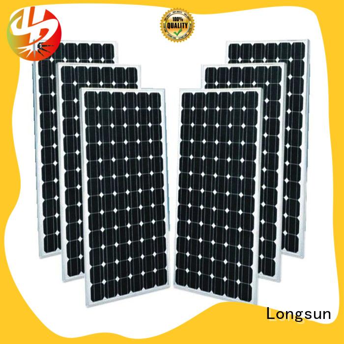 monocrystalline solar panel panel producer for ground facilities