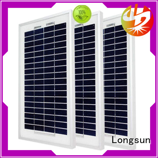 natural poly solar module 15w directly sale for solar street lights