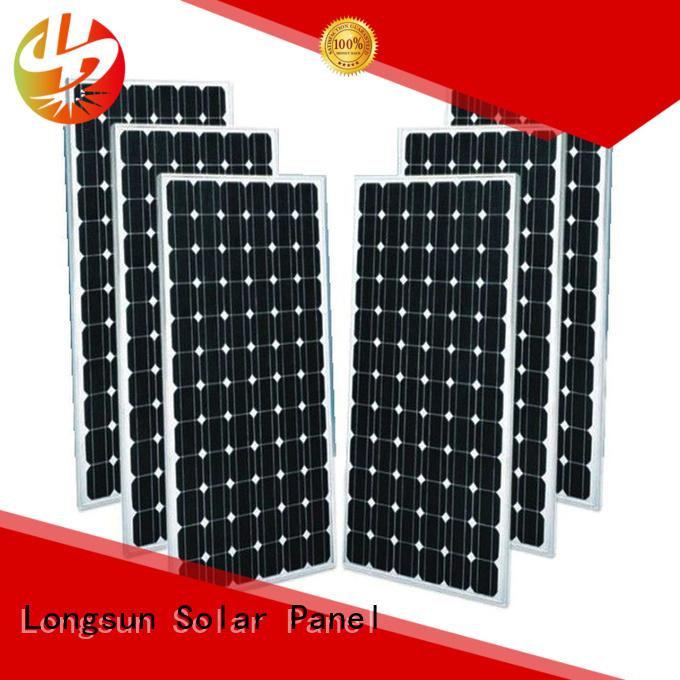 Longsun panel monocrystalline solar cell factory price for space