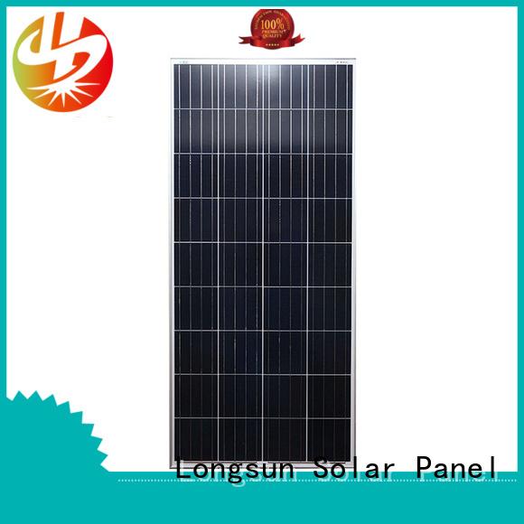 Longsun high-quality poly panel dropshipping for solar lawn lights