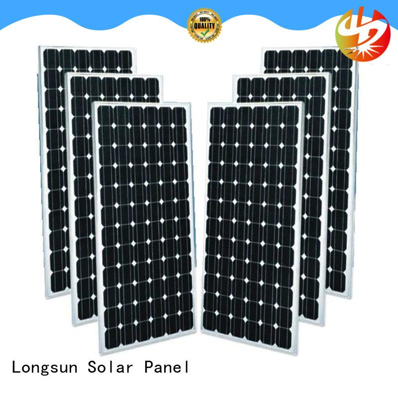 Longsun solar sunpower solar panels supplier for ground facilities