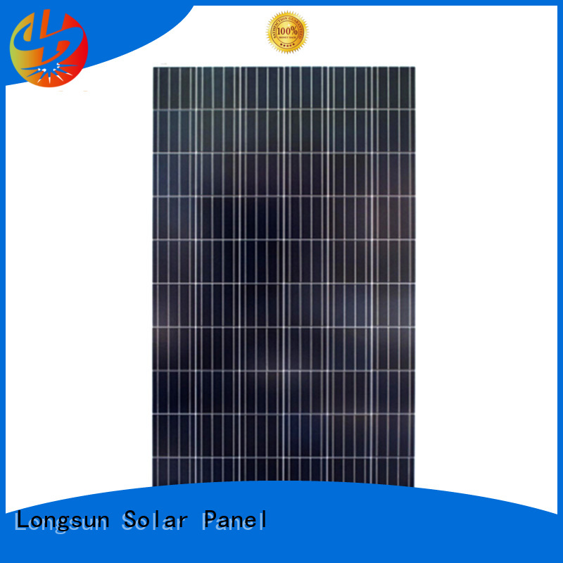 competitive price sunpower module panel  supplier for solar power generation systems