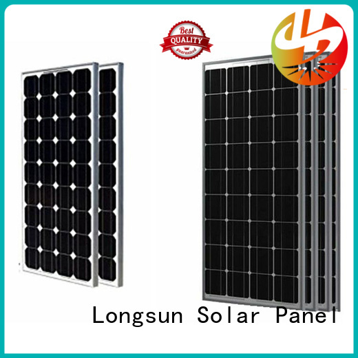 Longsun solar high quality solar panel wholesale for marine