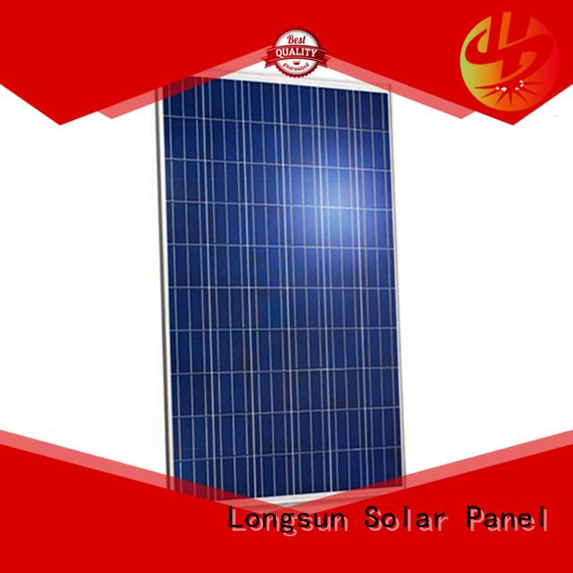 durable high tech solar panels 280w customized for marine