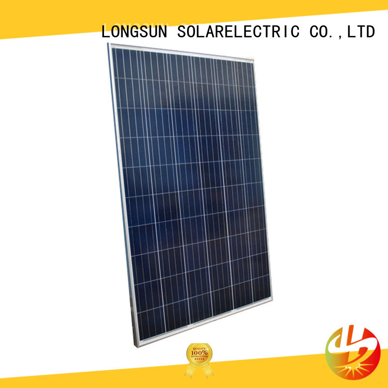 durable high capacity solar panels 340w factory price for marine