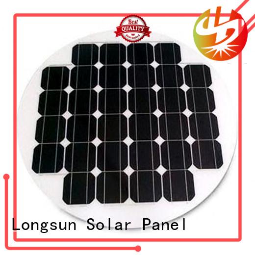 Longsun good to use best solar panel company producer for Solar lights