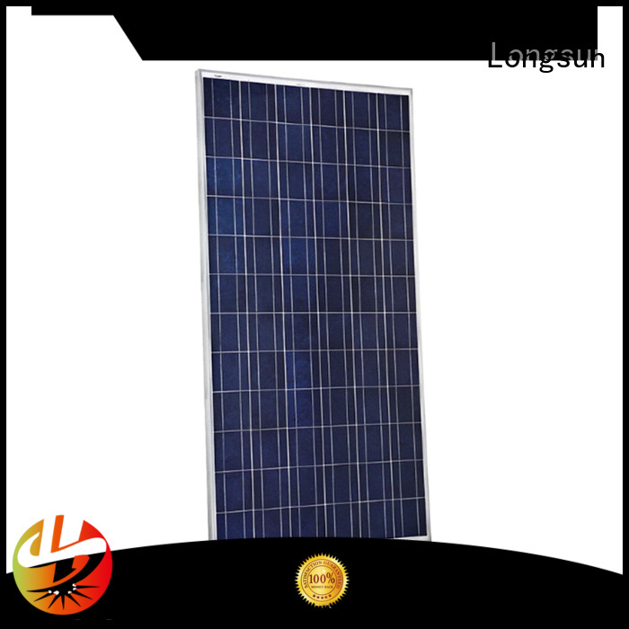 Longsun online most efficient solar panels on the market monocrystalline for lamp power supply