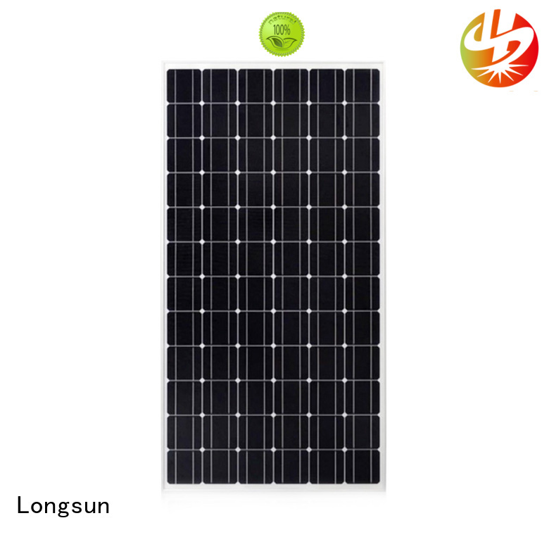 sturdy mono solar panel mono solar factory price for space