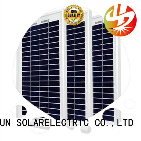 competitive price solar panel suppliers 20w series for solar street lights