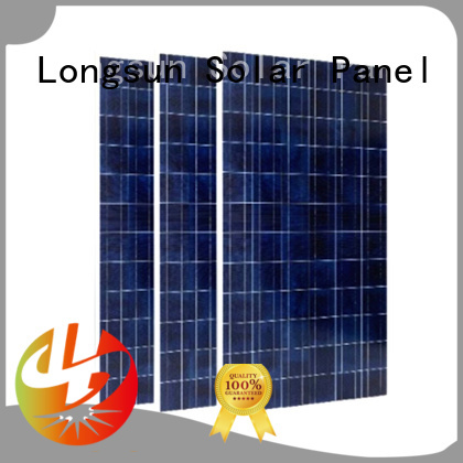 widely used high quality solar panel mono customized for powerless area