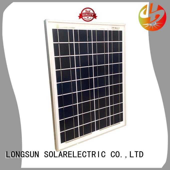 Longsun high-quality polycrystalline solar cells directly sale for aerospace