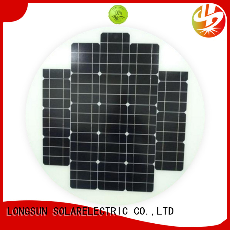 Longsun UV resistant solar panel manufacturers factory price for other Solar applications