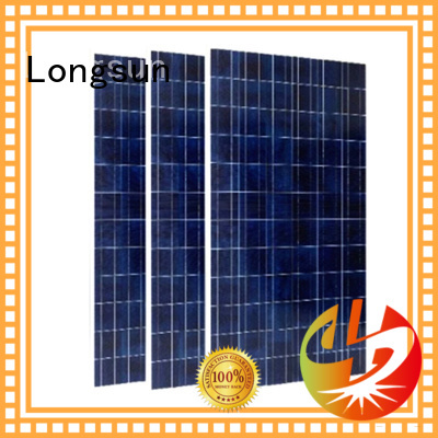 long-lasting highest rated solar panels monocrystalline series for traffic field
