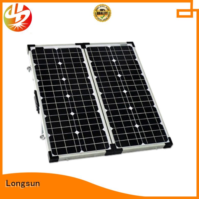 Longsun foldable foldable solar panel dropshipping for 4WD
