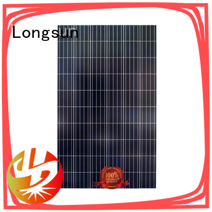 Longsun long-life solar module suppliers series for communications