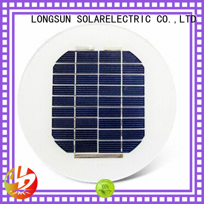 solid circle solar panel panel producer for other Solar applications