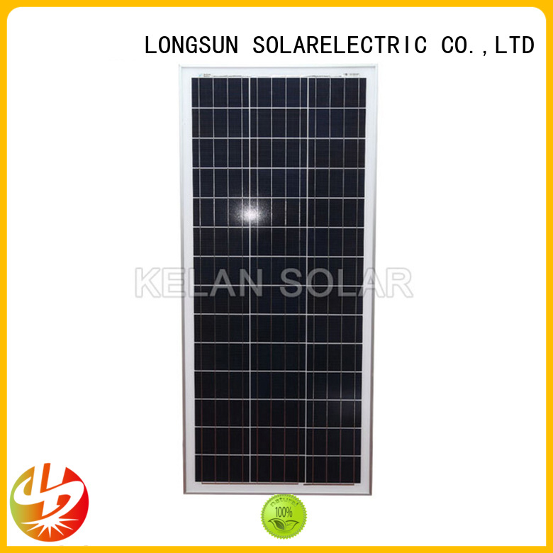 Longsun high-end solar panel manufacturers wholesale for solar lawn lights