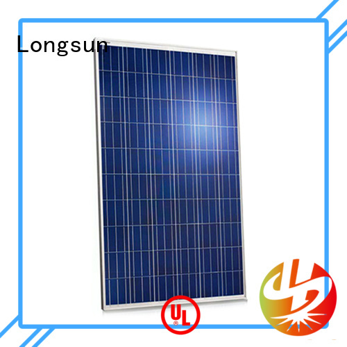 Longsun online high watt solar panel factory price for petroleum