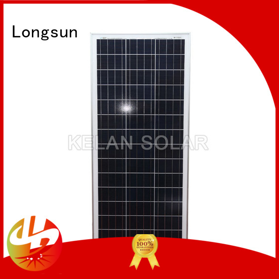 panels polycrystalline solar module directly sale for aerospace Longsun