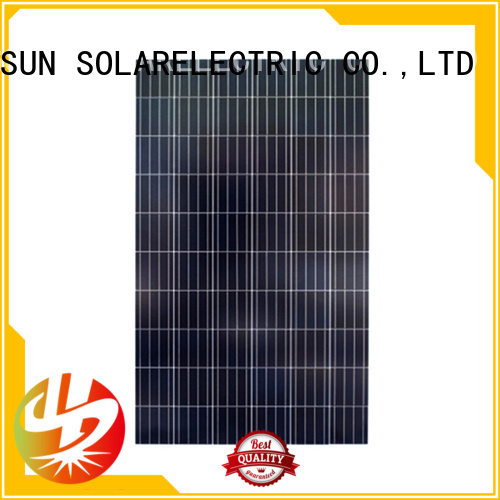 natural poly panel panel directly sale for solar street lights