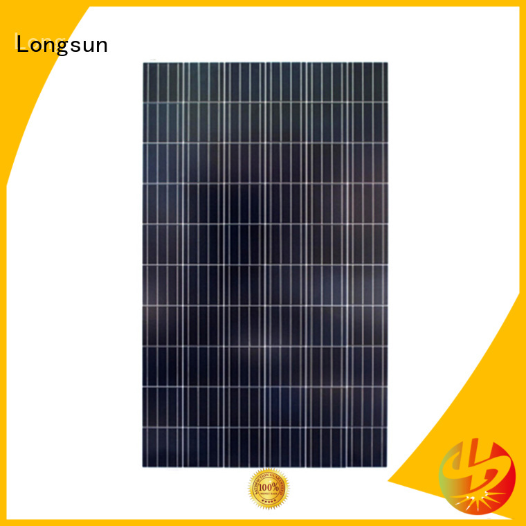Longsun per polycrystalline solar module order now for communications