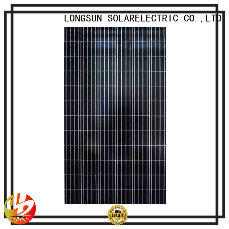 Longsun high-end polycrystalline solar cells dropshipping for aerospace