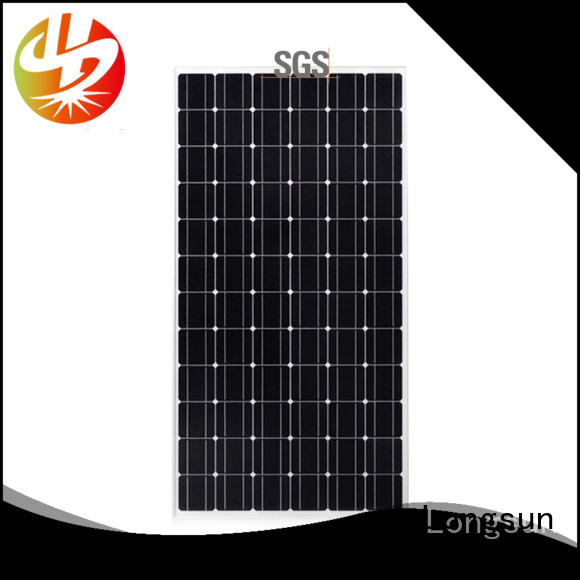 Longsun waterproof solar module directly sale for space