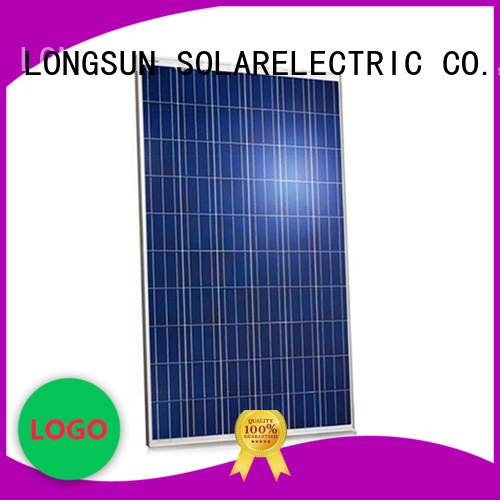 270w high watt solar panel vendor for powerless area Longsun