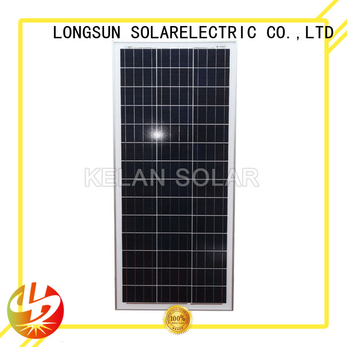 poly poly solar panel output for communications Longsun