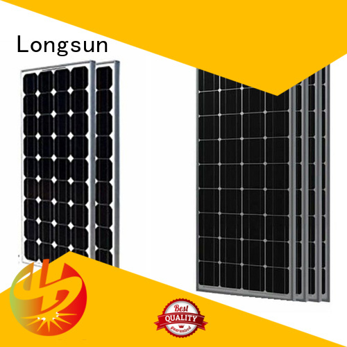 Longsun widely used high output solar panel marketing for marine