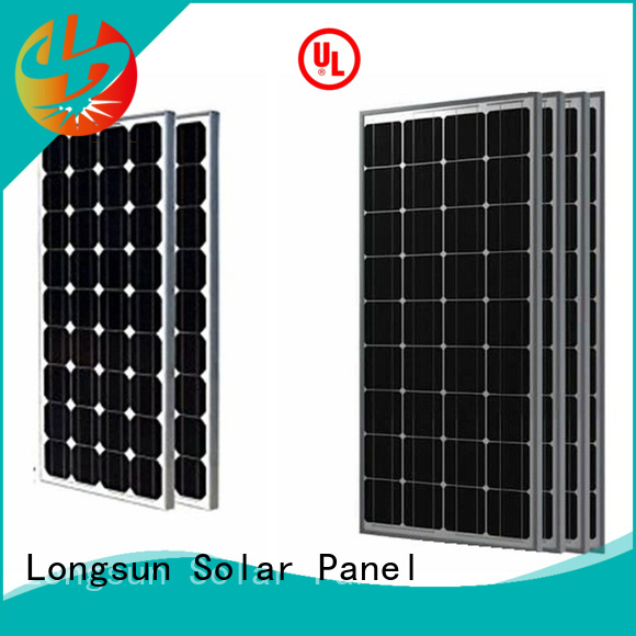 long-lasting high output solar panel 320w series for traffic field