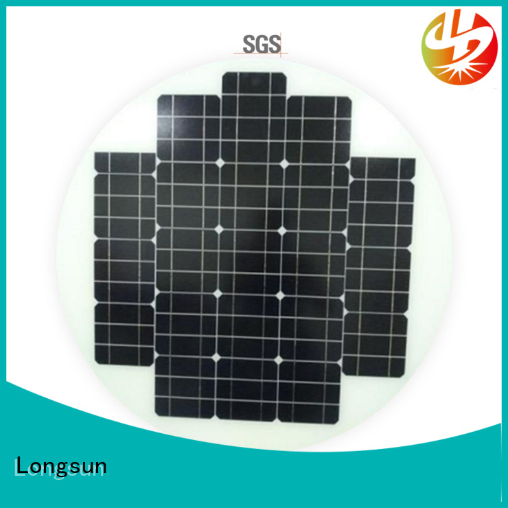 Longsun durable new solar panels supplier for other Solar applications