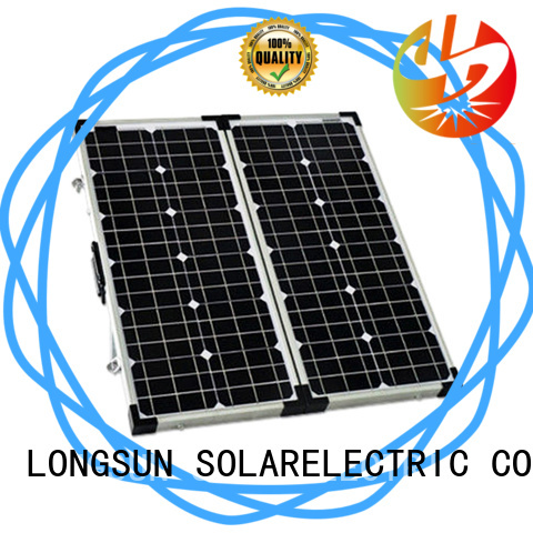 foldable solar panels kits factory price for 4WD