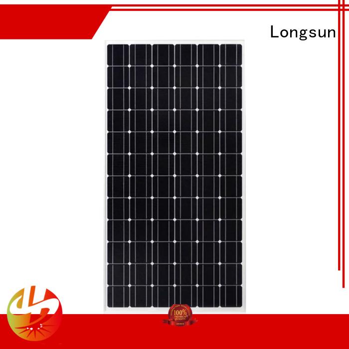 Longsun solar solar module supplier for ground facilities