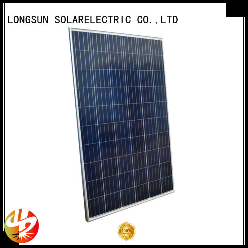 widely used high watt solar panel 270w factory price for petroleum